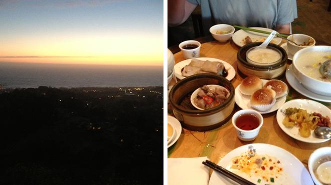 Scenic Views ⇨ Dim sum restaurant