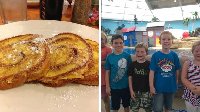 Breakfast spot ⇨ Zoo