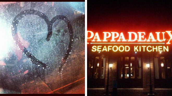 Park ⇨ Seafood restaurant