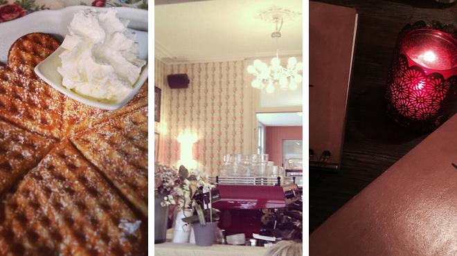 Chocolate shop ⇨ Coffee shop ⇨ Bistro