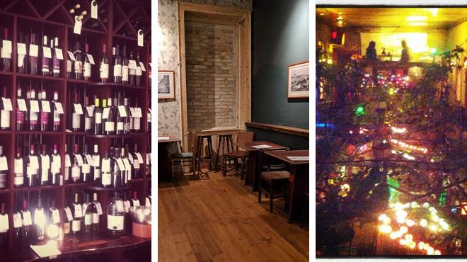 Restaurant ⇨ Night club ⇨ Pub