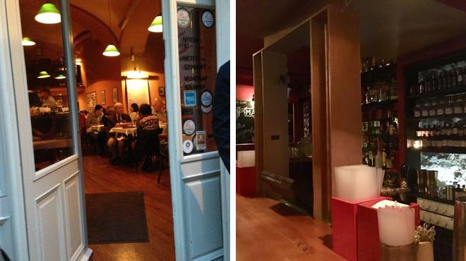 Night club ⇨ Eastern european restaurant ⇨ Bar