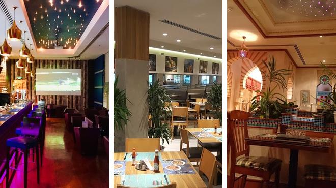 Night club ⇨ Restaurant ⇨ Restaurant