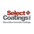 Website for Select Coatings, Inc.