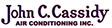 Website for John C. Cassidy Air Conditioning
