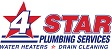 Website for 4 Star Plumbing Services