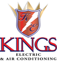 Website for Kings Electricians