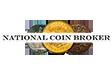 Website for National Coin Broker Inc.