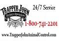 Website for Trapper John Animal Control, Inc.