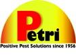 Website for Petri's Positive Pest Control, Inc.