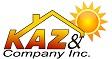 Website for Kaz & Company, Inc.