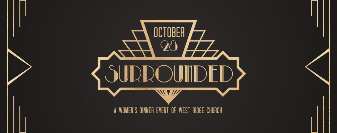 Surrounded: A Women's Dinner Event
