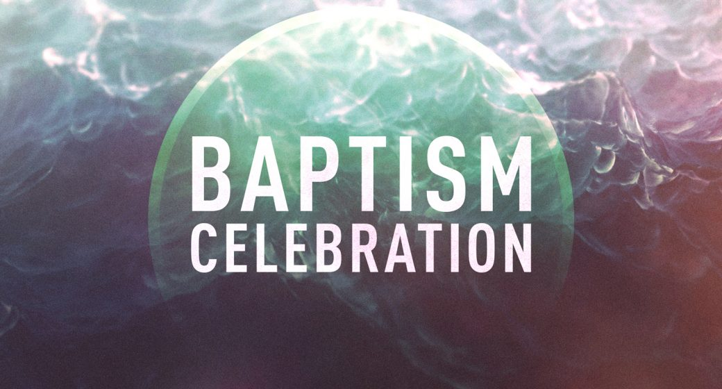 Baptism Service – Easter at West Ridge | 8:00 AM