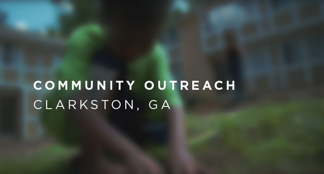 Community Outreach Event: Clarkston