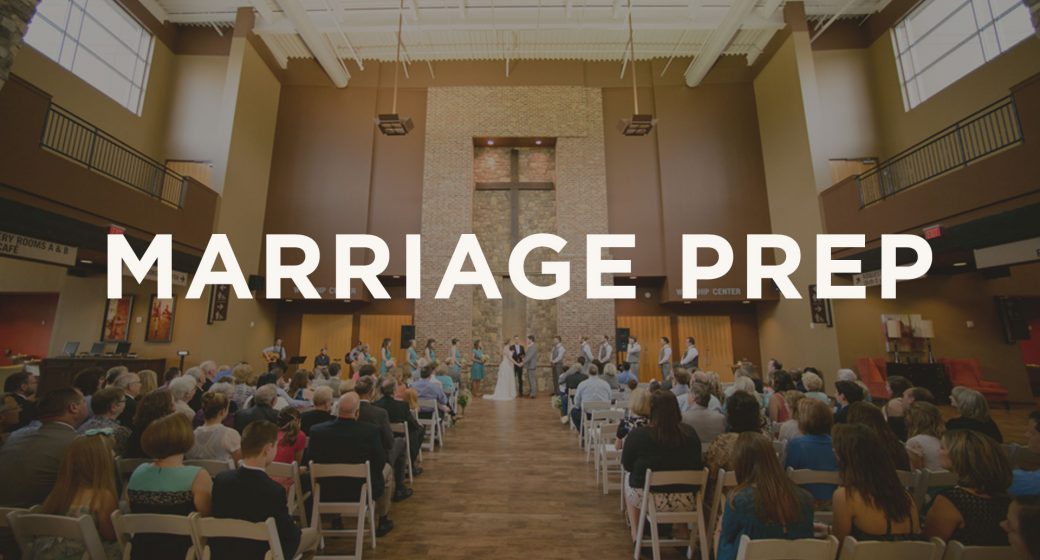 Marriage Prep Class