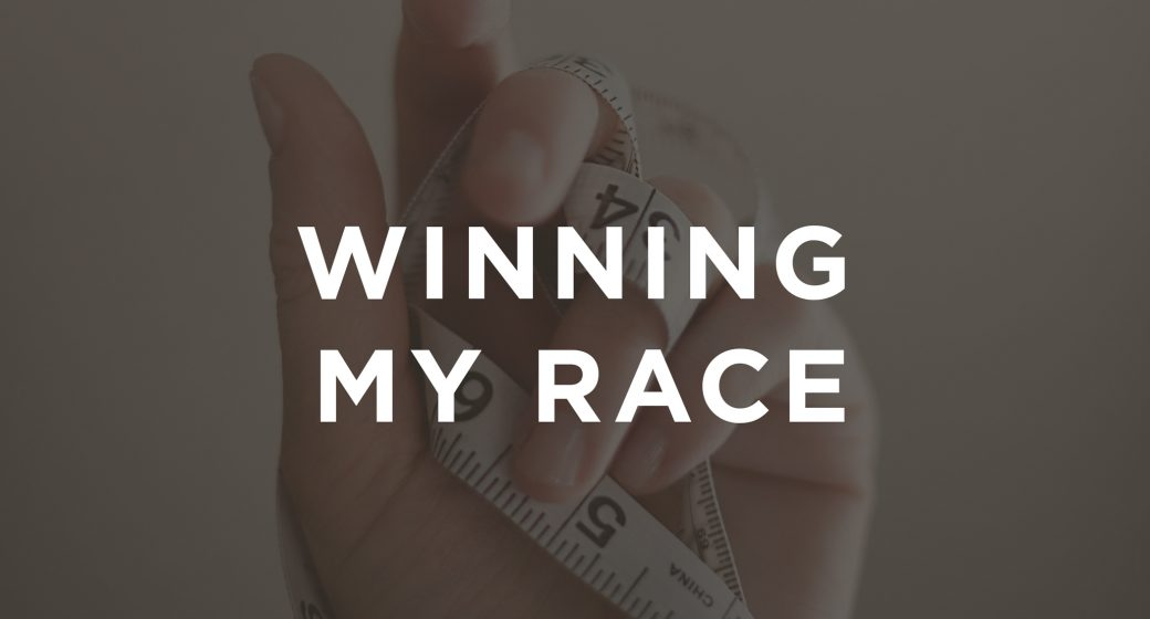 Winning My Race – Event