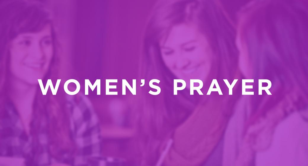 Women's Prayer Morning
