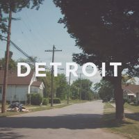 Detroit | Young Adult Trip