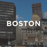 Boston Mission Trip