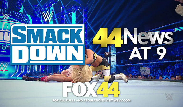 WWE SmackDown Ticket Giveaway!