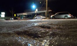 Gibson County Locals Deal With Ice and Snow as Temperatures Drop