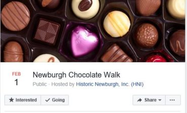 Shop (and Snack) at Newburgh's Chocolate Walk!