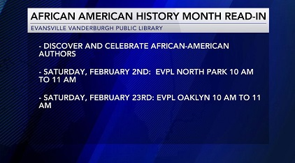 Family Matters: EVPL Celebrates Black History Month