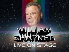 William Shatner Set to Appear at Victory Theatre