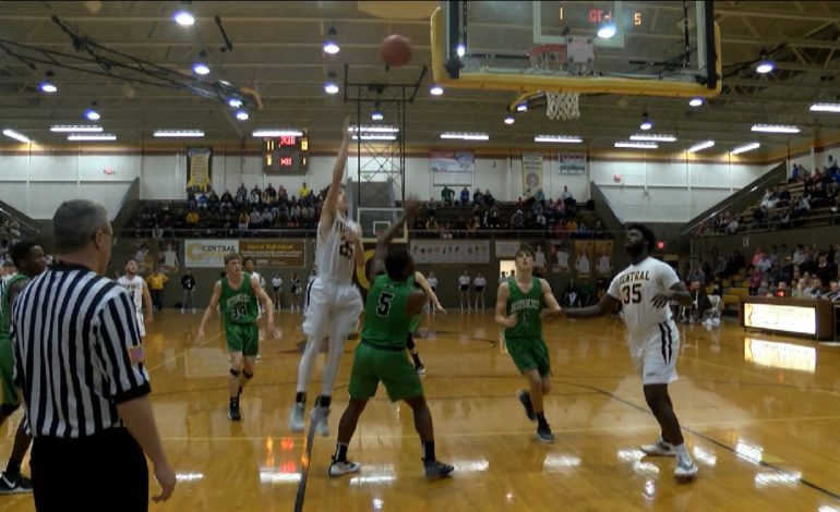 Boys BB: Central Drops Rival Evansville North