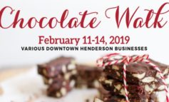 DHP Presents Annual Valentine's Chocolate Walk