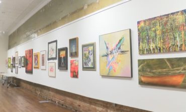 Arts Council Adds Final Touches to New Gallery Exhibit