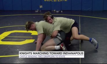 Castle Sending a Pair of Wrestlers to State Meet