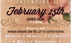 Vaudeville Valentines Dinner Show: Bellydancing, Comedy and Magic…Oh My!