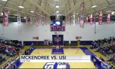 USI Sweeps McKendree