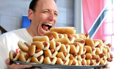 Competitive Eating Champ Joey Chestnut Returns Owensboro
