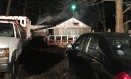 Four Animals Die in Barn Fire in Posey County; Part of Highway 66 in Posey County Closed