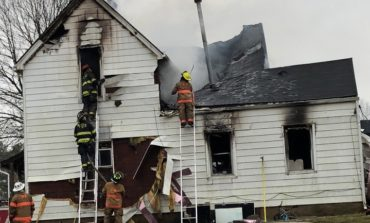 Authorities Investigating Boonville House Fire
