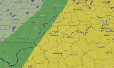 Two Threats for Severe Storms, Unseasonably Warm & Windy