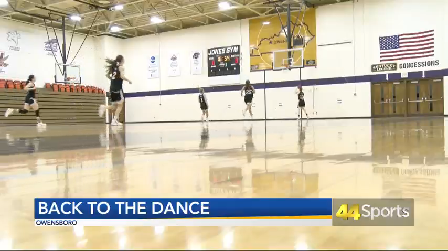 KWC Ready to Dance With Drury Once Again