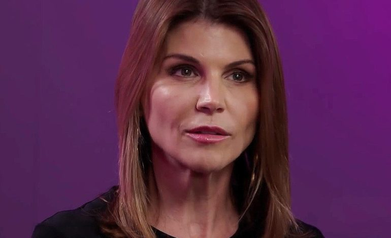 Lori Loughlin Fired From Hallmark After College Admission Scandal