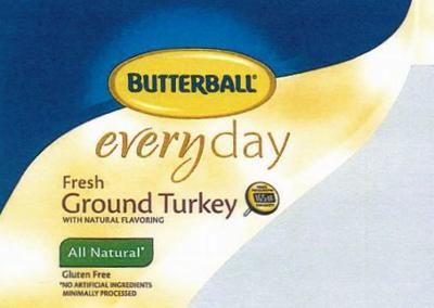 Butterball Recalls Ground Turkey Over Salmonella Concerns