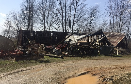 Severe Weather Causes Damage; Residents Plan Clean Up