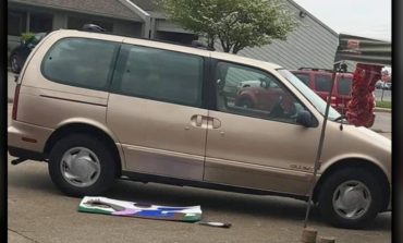 Nonprofit Missing 25 Year Old Donated Van