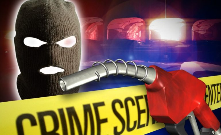 Owensboro Police Investigating Armed Robbery at Gas Station