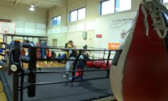 Boxing Class Inspires Students to Achieve Goals