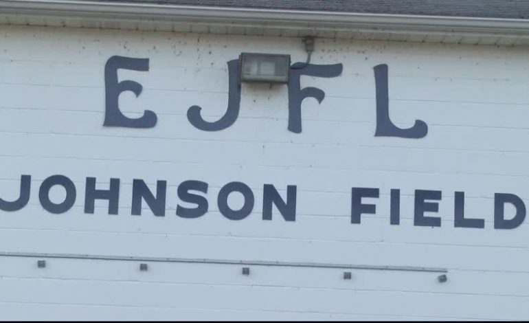 Youth Football Field Vandalized