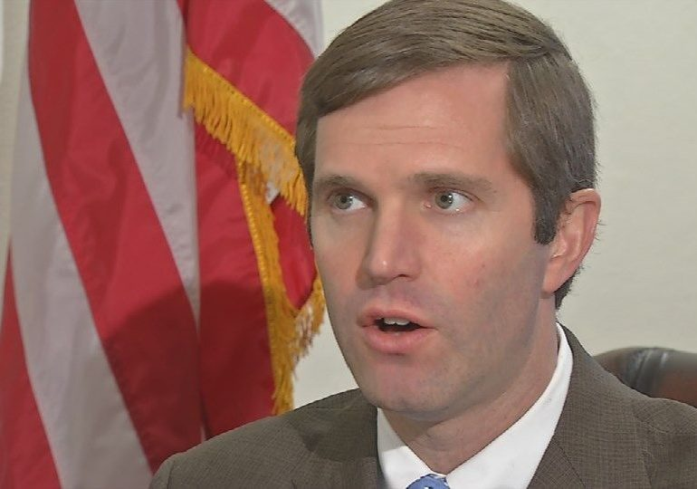 AG Beshear Visits Owensboro on Campaign Announcement Tour