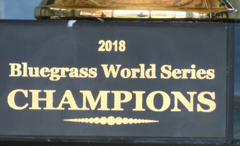 DC Bombers Reflect on Bluegrass World Series Title