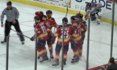 Thunderbolts Fall to Rivermen 4-2