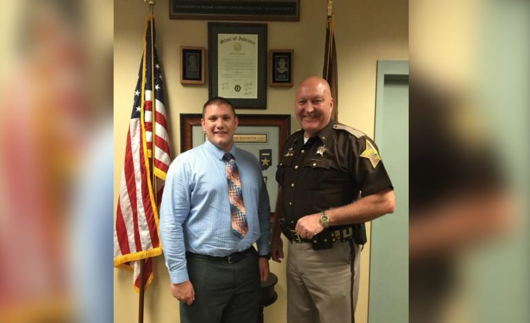 Two Men Charged in Shooting of Boone County Deputy